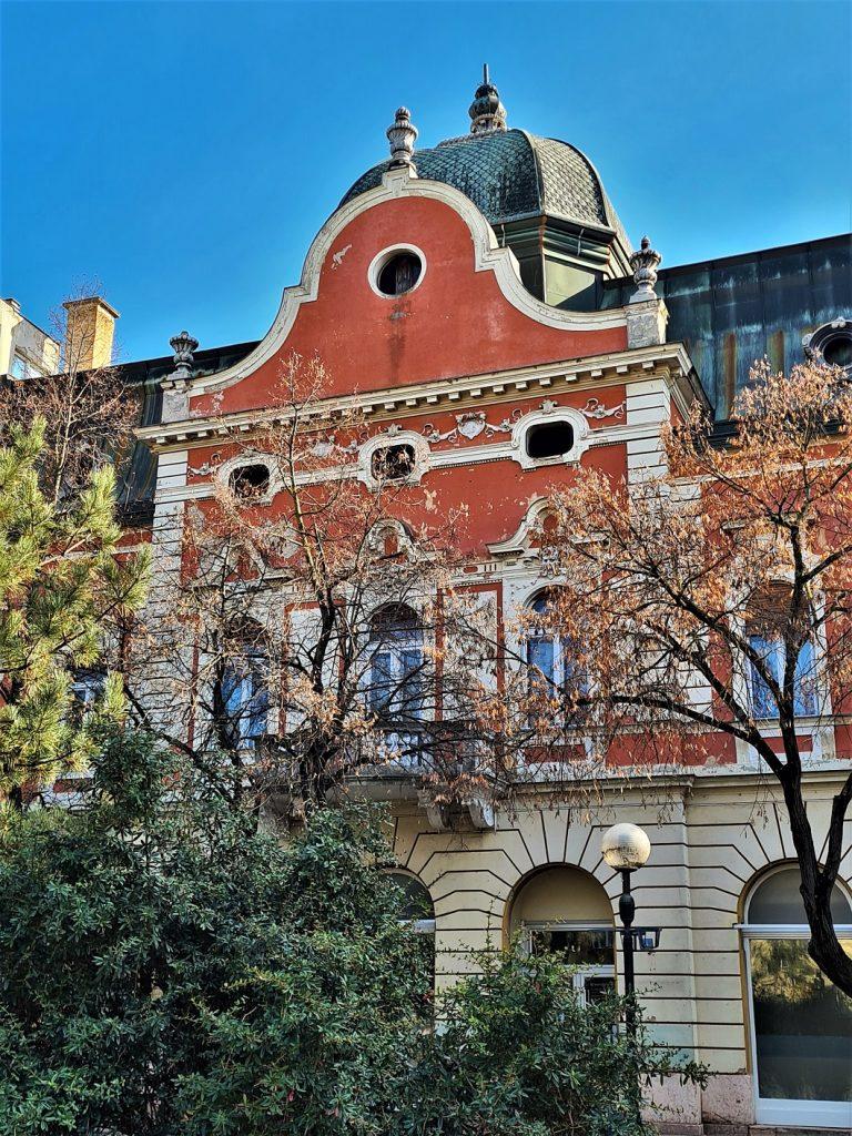 Drakslerova palata