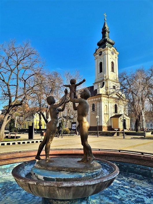 Pravoslavna crkva Kikinda