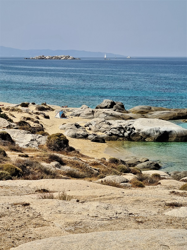 Nudistička plaža Maragkas