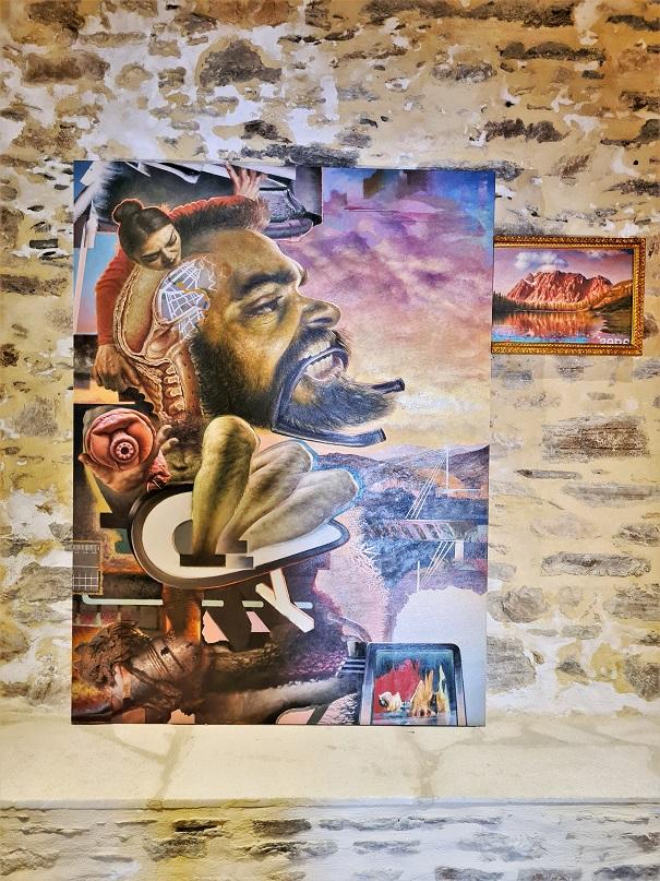 Izložba umetnika Nikosa Mochosa